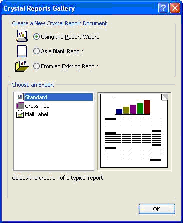How to Create Crystal Report in ASP NET with Typed Dataset